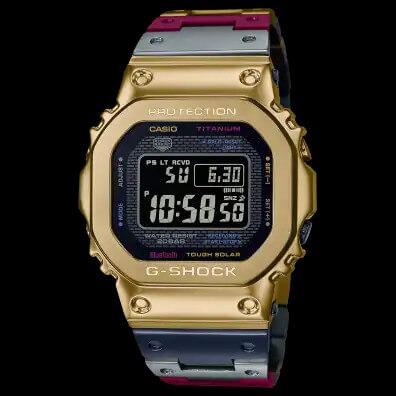 カシオ G-SHOCK GMW-B5000TR-9JR